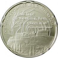 10 Euro Gedenkmünzen aus Griechenland 2011