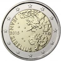 Finnland 2 Euro 2015 bfr. Jean Sibelius