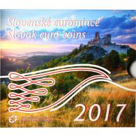 Slowakei Kursmuenzen 2017 3,88 Euro im Folder