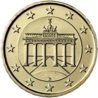 Deutschland 50 Euro-Cent 2014  Kursmünze mit Eichenzweig