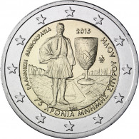Spyridon Louis 2 Euro Münze