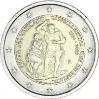 2 Euro Gedenkmünze Sixtinische Kapelle 2019 Vatikan
