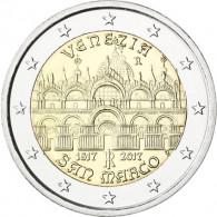 Italien 2 Euro 2017 400. Jahre Basilika San Marco in Venedig