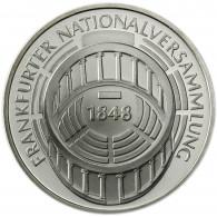 Deutschland 5 DM Silber 1973 Stgl. Frankfurter Nationalversammlung