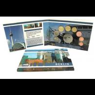 Deutschland-3,88-Euro-2003-Stgl-Münzstättensatz-Berlin-I