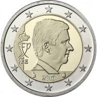 Belgien 2 Euro 2019 Stgl. König Philippe
