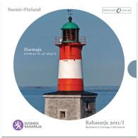 Finnland 3,88 Euro 2011 Leuchtturm I im Folder