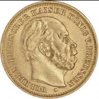 Preußen-20-Mark-1873-C-Wilhelm-I