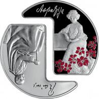 Euro Münze Litauen 2015