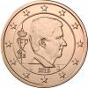 Belgien 5 Cent 2015 bfr. König Philippe