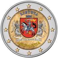 Litauen-2-Euro-2020-Aukstaitija-FARBE_VS_SHOP