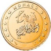 Monaco 10 Cent 2004 Polierte Platte