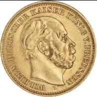 Preussen-20-Goldmark-Wilhelm-I-Mzz-B