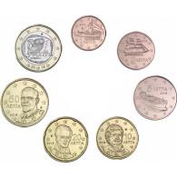 Griechenland 1,88 Euro 2017  KMS bfr.  1 Cent bis 1 Euro lose