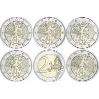 2 Euro Gedenkmünzen Deutschland 2019 Mauerfall Berliner Mauer bestellen
