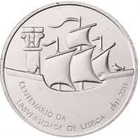 Portugal 2,5 Euro 2012 bfr. 100 Jahre Uni Lissabon