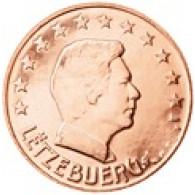Luxemburg 2 Cent 2008 bfr.