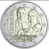 Luxemburg-2-Euro-2020-Geburt-Prinz-Charles-Jean-Mzz-Bruecke-Coin-Card-II-Shop