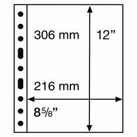 321709 -  GRANDE Hüllen  1 C  5er Pack Klar