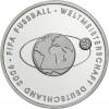 BRD 10 Euro 2004 Fußball WM 2006 - 2 . Ausgabe stgl.