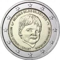 Child Focus 2 Euro Münze Belgien 2016