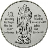 J.1603 - DDR 10 Mark 1985 bfr. 40 Jahre Befreiung Sonderpreis
