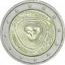 Litauische Volkslieder Sutartines 2 Euro 2019 Litauen Gedenkmünzen bestellen