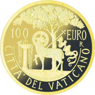 100 Euro Goldmünze Vatikan 2018  Apostolische Konstitution