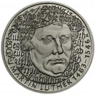 5 Mark Martin Luther Gedenkmuenze der BRD 1983