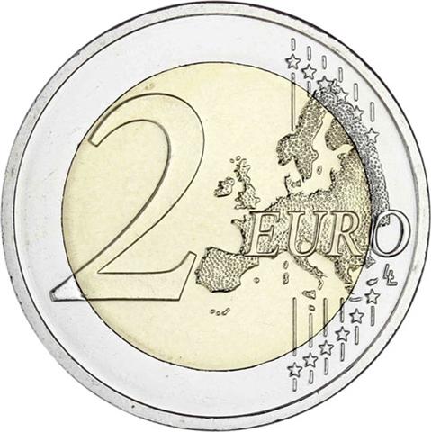 Luxemburg-2-Euro-2021-Hochzeitstag-von-Henri-und-Maria-Teresa-Foto-und-Reliefprägung-I