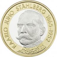 Finnland 5 Euro 2016 Stahlberg Praesidenten Serie