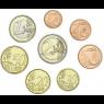 Luxemburg-1-Cent-bis-2-Euro-2021-Bfr-II