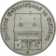 J.1590 - DDR 5 Mark 1983 - Luthers Geburtshaus SONDERPREIS