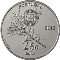 Portugal 2,5 Euro 2012 bfr. Olympische Spiele in London