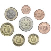 Malta 3,88 Euro 2014 bfr. lose 1 Cent - 2 Euro