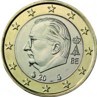 Belgien 1 Euro Jahrgang 2011 Koenig Albert II