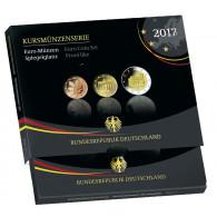 KMS 5,88 Euro Deutschland Polierte Platte Spiegelglanz inkl. Gedenkmuenze