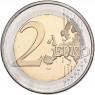 Farbmünzen Vatikan 2 Euro Europäisches Jahr des Kulturerbes Münzkatalog bestellen