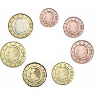 Belgien 1,88 Euro 2005 bfr. KMS 1 Cent - 1 Euro lose