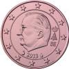 Kursmuenze Belgien 5 Cent 2013 Koenig Albert II