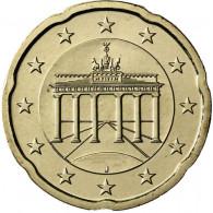 Kursmünzen Deutschland 20 Euro – Cent 2019 Münzzubehör bestellen