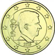 Belgien 10 Cent 2016 König Philippe