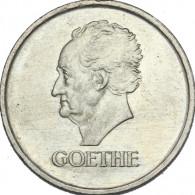 J. 350 -  3 Reichsmark 1932  Goethe aus der Weimarer Republik