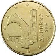 Andorra  10 Cent 2016 Kursmünze