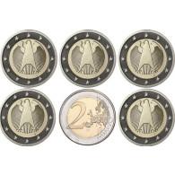 Kursmünzen Euro Banknoten Sammlermünzen Münzkatalog bestellen 2 €