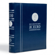 20 Euro Gedenkmuenzen Deutschland Silber Album 347996
