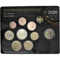 Deutschland 3,88 Euro 2020 KMS Stempelglanz Münzzeichen: D