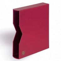 308665  -  Schutzkassette für Optima-Ringbinder Classic Rot