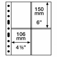 333959 -  GRANDE Hüllen 2 ST (Schwarz) 5er Pack