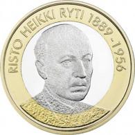 Finnland 5 Euro 2017 bfr. Präsidenten-Serie - Ryti